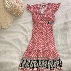 XS Wrap Dress New Francesca's